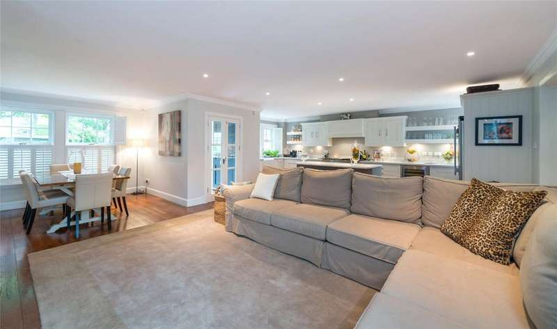 4 Bedrooms Semi Detached House for sale in 1D Gillsland Road, Merchiston, Edinburgh, EH10