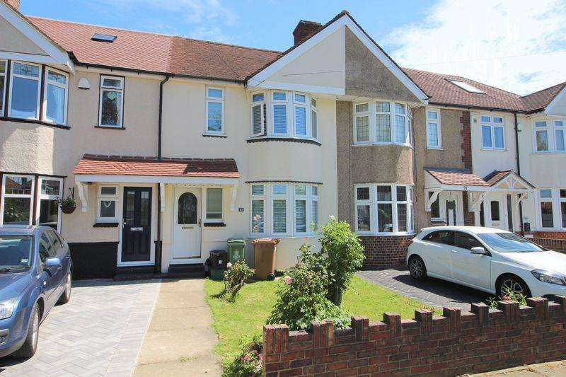 3 Bedrooms Terraced House for sale in Wellington Avenue, Sidcup