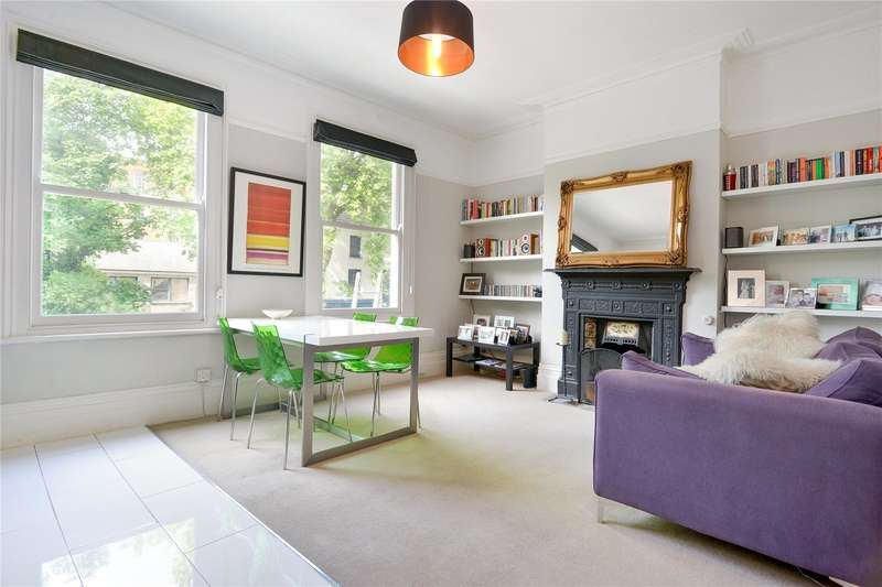2 Bedrooms Flat for sale in Blackheath Hill, London, SE10