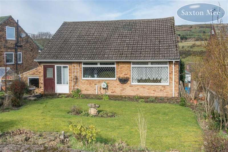 4 Bedrooms Detached Bungalow for sale in Carr Grove, Deepcar, Sheffield, S36