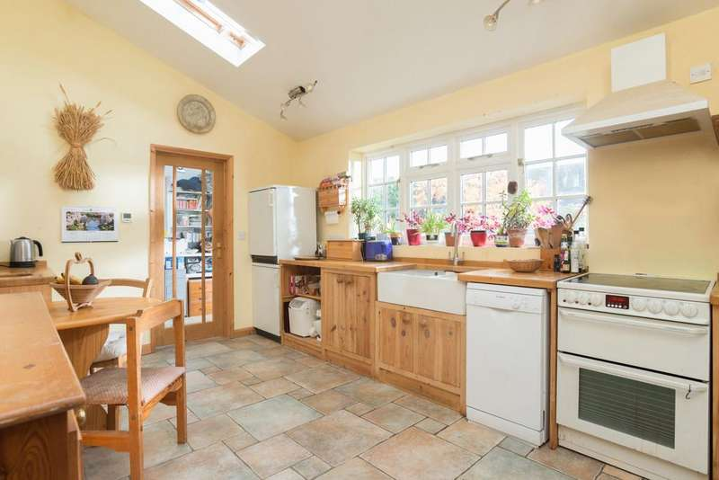 4 Bedrooms Semi Detached House for sale in Hook Norton Road, Sibford Ferris