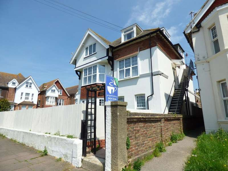 3 Bedrooms Maisonette Flat for sale in Cantelupe Road, Bexhill on Sea, TN40