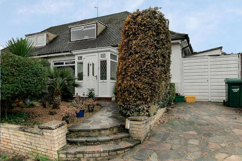 2 Bedrooms Semi Detached House for sale in The Grove, Edgware, London, HA8