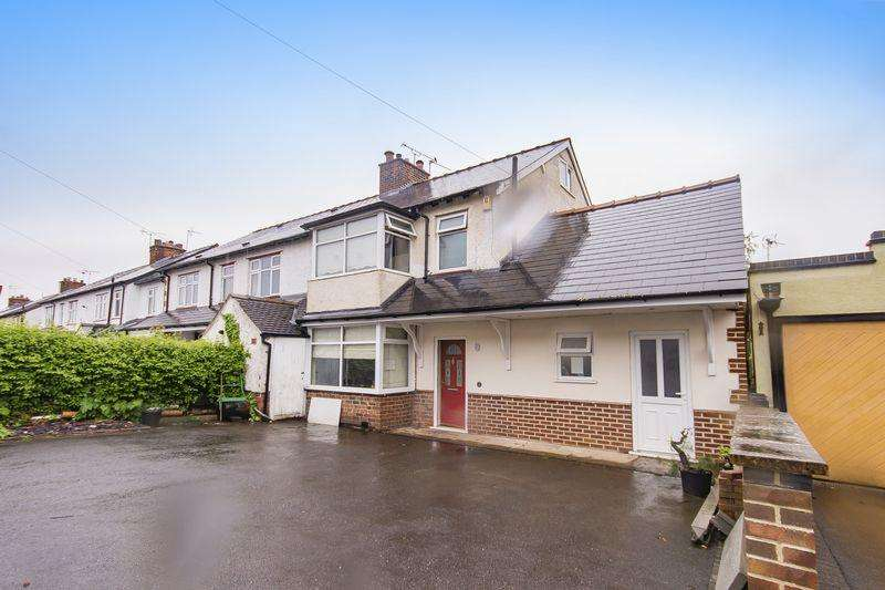 4 Bedrooms Semi Detached House for sale in Bank View Road, Derby