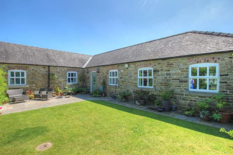 5 Bedrooms Semi Detached Bungalow for sale in Byers Garth, Sherburn House, Durham, DH1