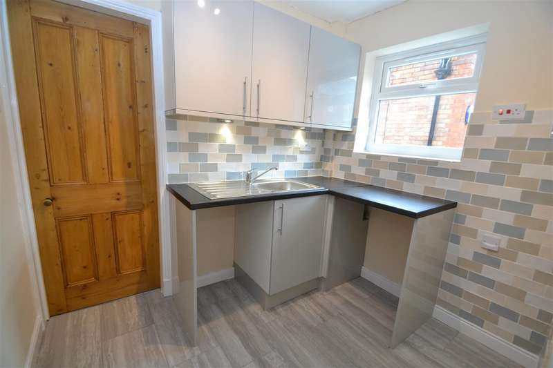 1 Bedroom Flat for sale in Nottingham Road, Loughborough