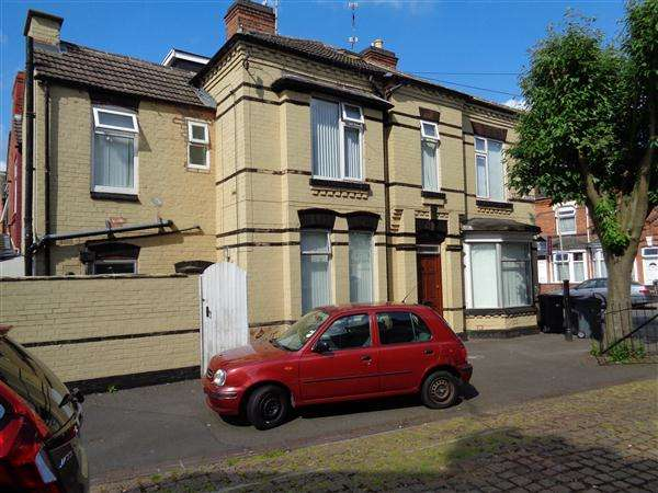 5 Bedrooms End Of Terrace House for sale in Granby Avenue, LEICESTER