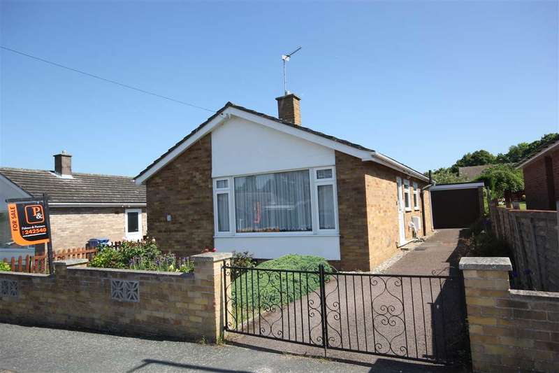 3 Bedrooms Detached Bungalow for sale in Ashmere Rise, Sudbury