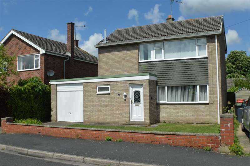 3 Bedrooms Detached House for sale in Park Avenue, Sleaford