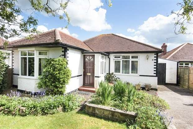 2 Bedrooms Detached Bungalow for sale in Marston Lane, Frome