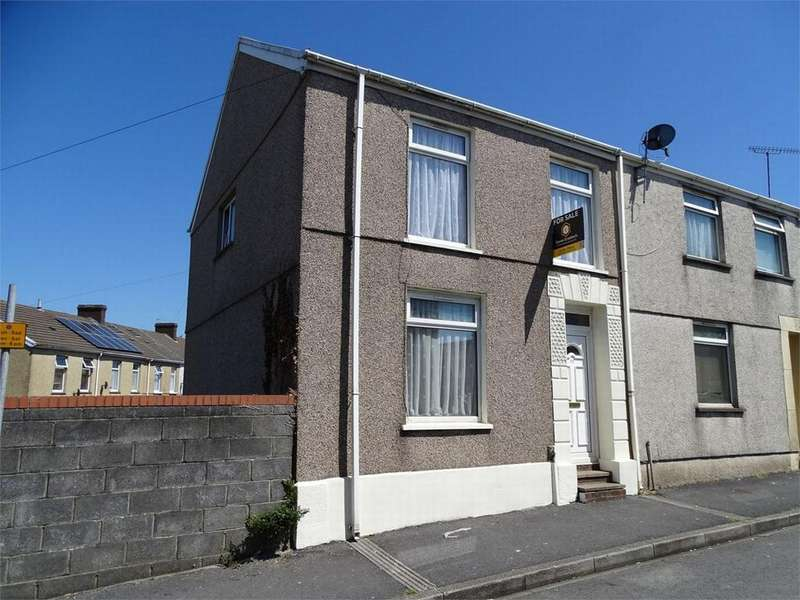 2 Bedrooms End Of Terrace House for sale in 73 New Dock Road, Llanelli, Carmarthenshire