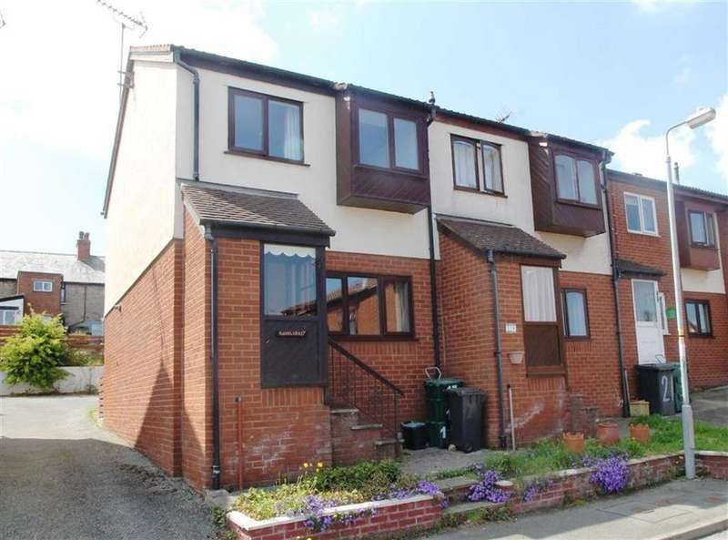2 Bedrooms Town House for sale in Parc Bryn Awelon, Old Colwyn