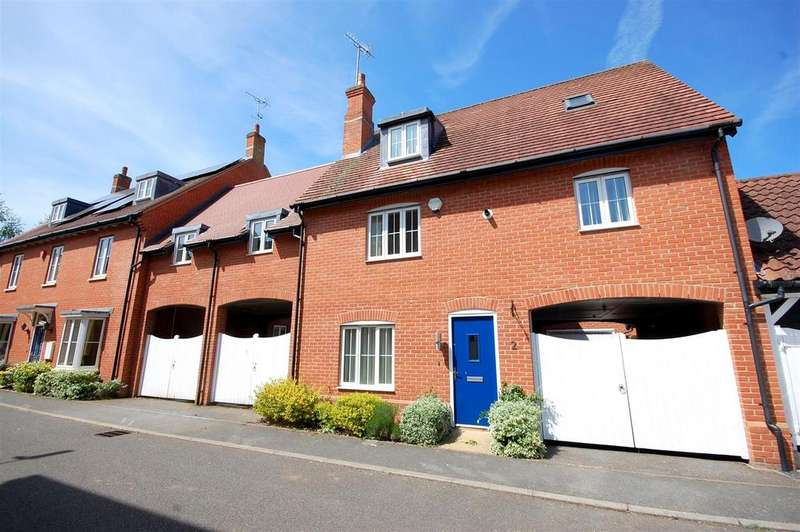 3 Bedrooms Link Detached House for sale in Devon Mead, Salisbury Village