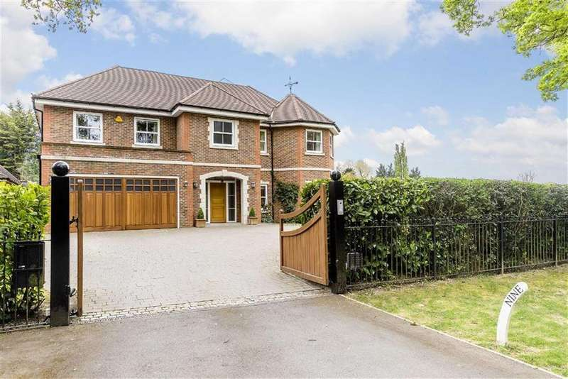 5 Bedrooms Detached House for sale in Arkley Lane, Arkley, Hertfordshire