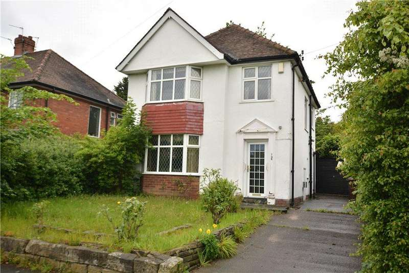 3 Bedrooms Detached House for sale in Gledhow Wood Road, Roundhay, Leeds