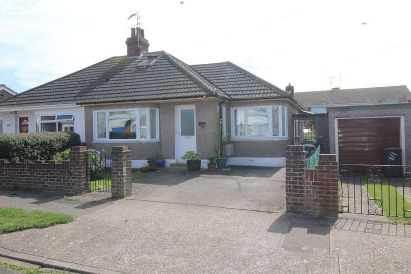 3 Bedrooms Semi Detached Bungalow for sale in Bognor Drive, Herne Bay, CT6