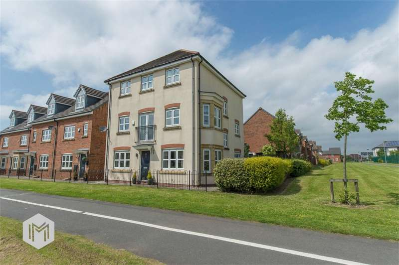 4 Bedrooms Detached House for sale in Buckshaw Avenue, Buckshaw Village, Chorley, Lancashire