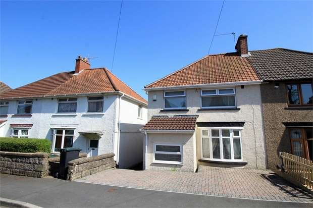 3 Bedrooms Detached House for sale in Gaer Park Drive, NEWPORT