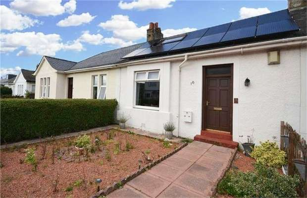 3 Bedrooms Terraced Bungalow for sale in Quail Road, Ayr