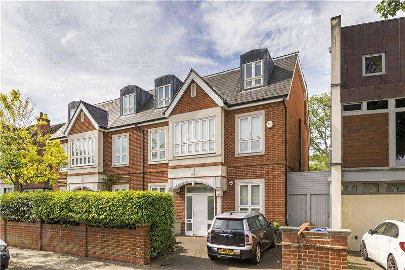 4 Bedrooms House for sale in Gerard Road, Barnes, London, SW13