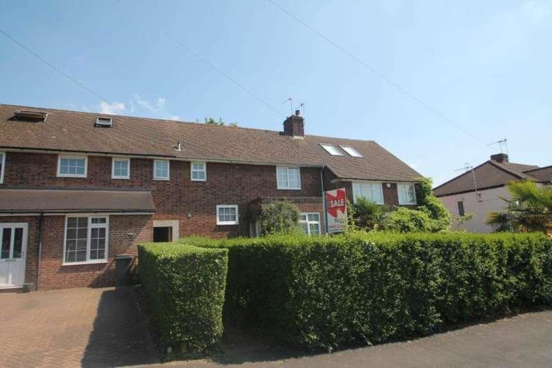 3 Bedrooms Terraced House for sale in Nash Mills, Hemel Hempstead