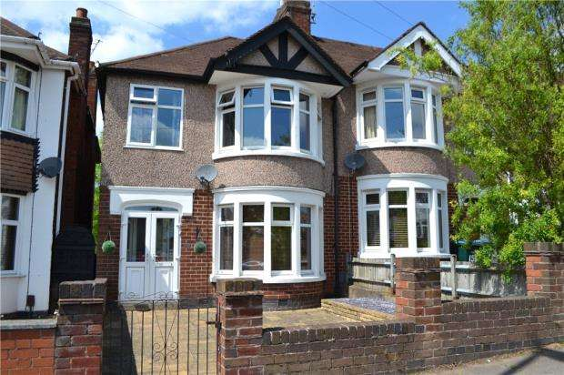 3 Bedrooms End Of Terrace House for sale in Grayswood Avenue, Coundon, Coventry, West Midlands