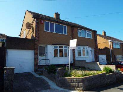 3 Bedrooms Semi Detached House for sale in Plymstock, Devon, Plymouth