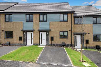 3 Bedrooms Terraced House for sale in Isinglass Drive, Edlington, Doncaster