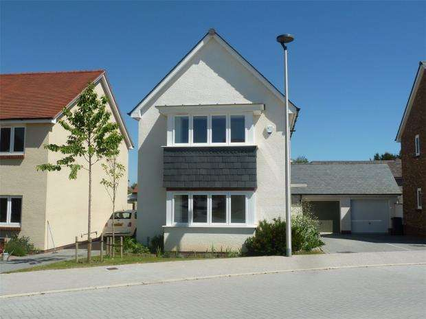 3 Bedrooms Detached House for sale in Greenway Gardens, Budleigh Salterton, Devon