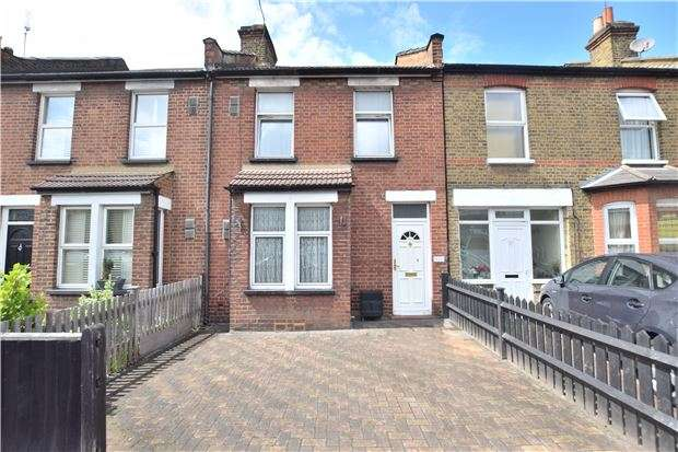 2 Bedrooms Terraced House for sale in London Road, MORDEN, Surrey, SM4 5AT