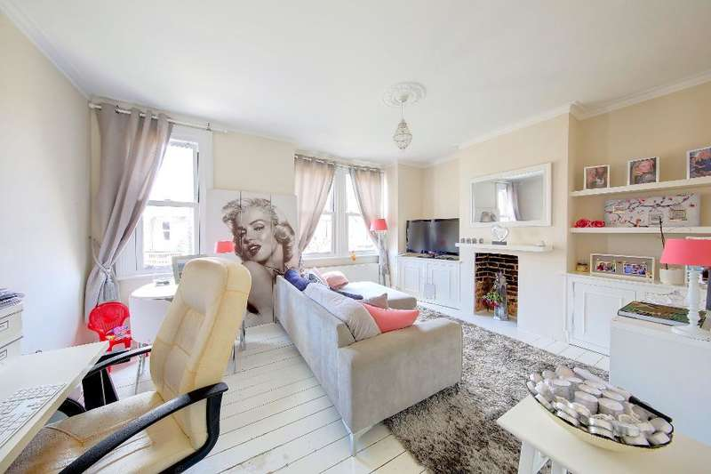 2 Bedrooms Maisonette Flat for sale in Kingston Road, Wimbledon Chase, SW20 8LL