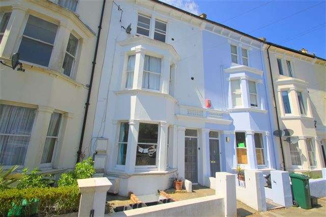 2 Bedrooms Flat for sale in 5 Vere Road, Brighton, BN1 4NQ