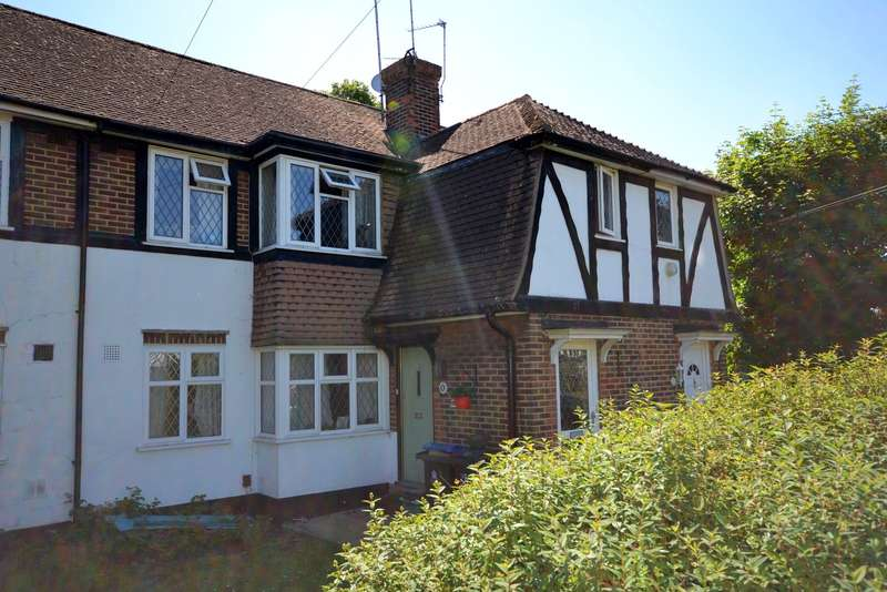2 Bedrooms Maisonette Flat for sale in North Kingston