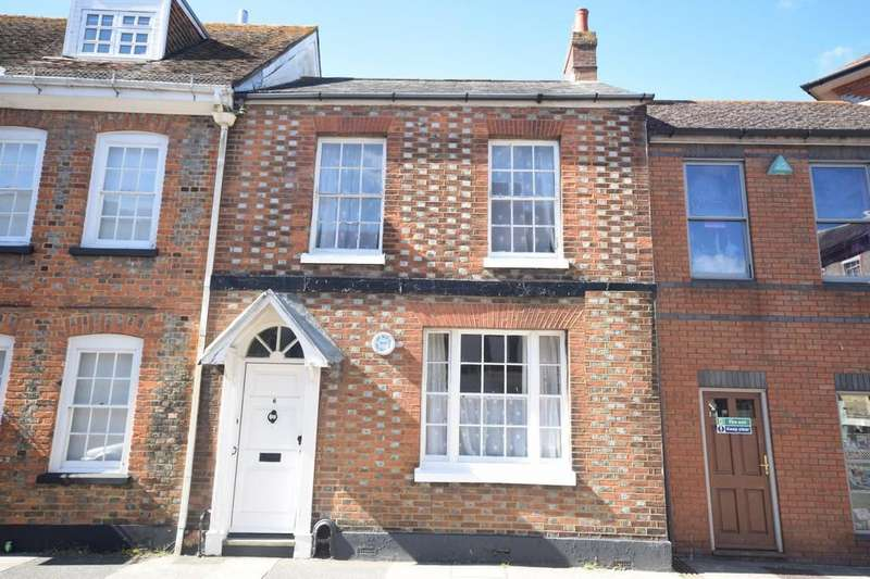 2 Bedrooms Terraced House for sale in Lugley Street, Newport