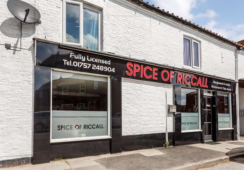 2 Bedrooms Commercial Property for sale in Silver Street, Riccall, York, YO19 6PA