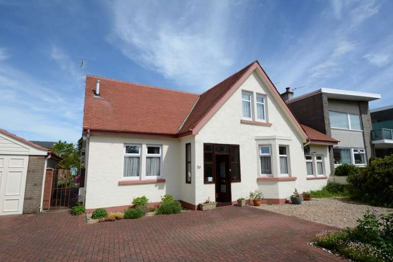 4 Bedrooms Detached Villa House for sale in 31 Brisbane Street, Largs, KA30 8QP