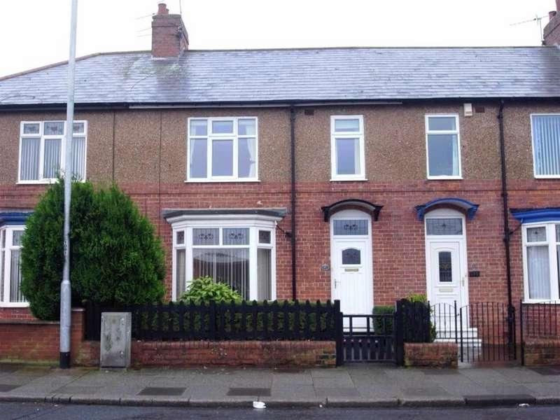 3 Bedrooms Terraced House for sale in Brinkburn Road, Darlington