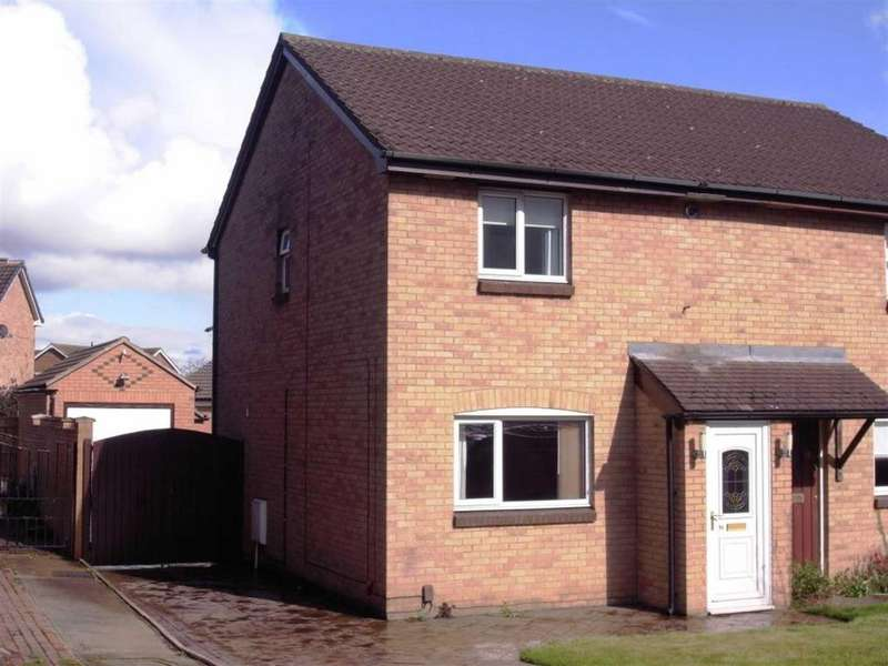 3 Bedrooms Semi Detached House for sale in Rochester Way, Darlington