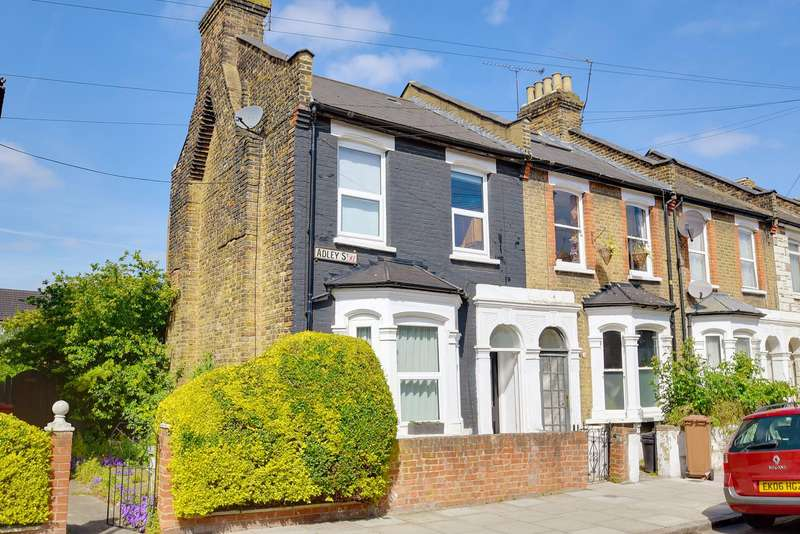 3 Bedrooms Property for sale in Adley Street, London, E5