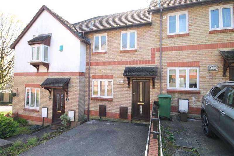 2 Bedrooms Terraced House for sale in Clos Y Carlwm, Thornhill, Cardiff, CF14