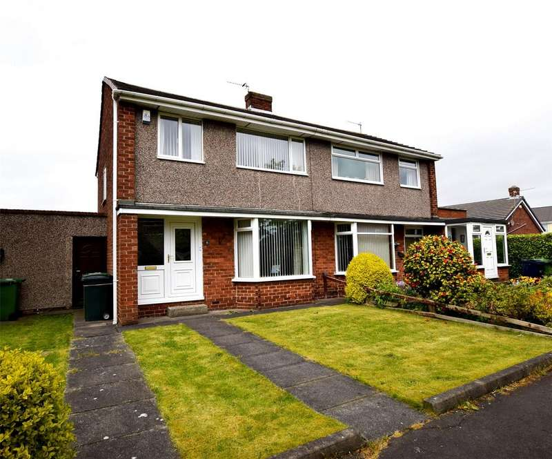 3 Bedrooms Semi Detached House for sale in Eighton Banks