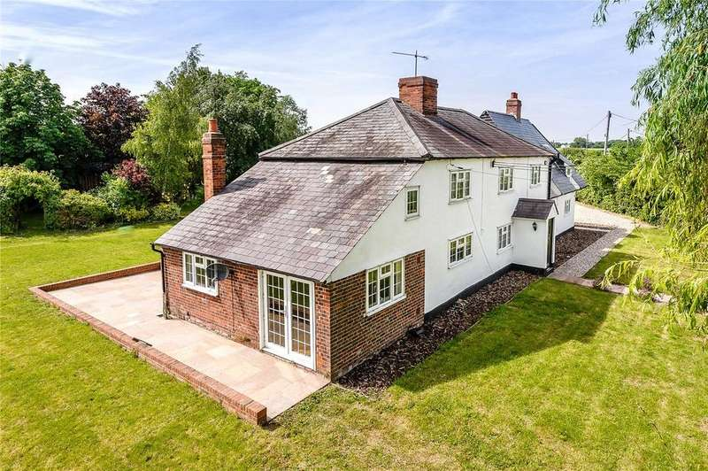 5 Bedrooms Detached House for sale in Mashbury, Chelmsford, CM1
