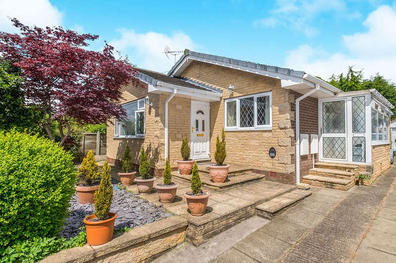 3 Bedrooms Detached Bungalow for sale in Rackford Road, North Anston, Sheffield, S25