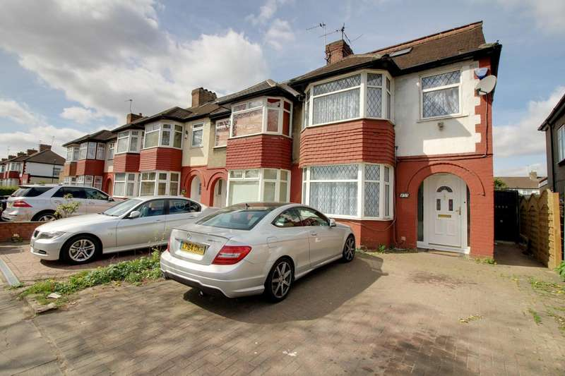 4 Bedrooms Terraced House for sale in Great Cambridge Road, Enfield, London, EN1