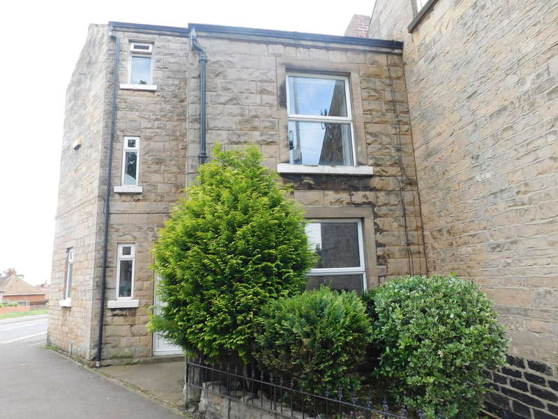3 Bedrooms Cottage House for sale in Park Road, Mansfield Woodhouse