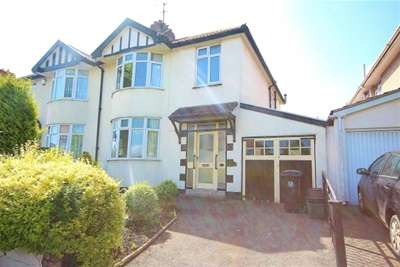 3 Bedrooms Semi Detached House for rent in Wellington Hill West, Henleaze