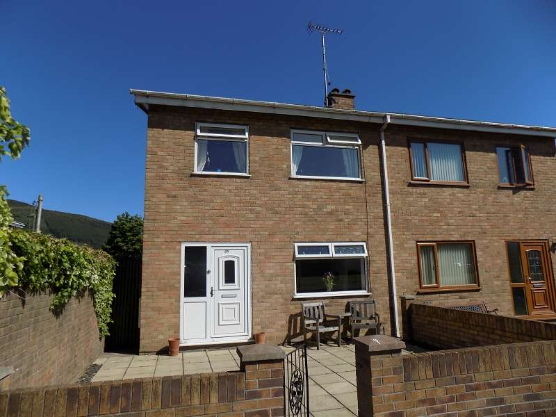 3 Bedrooms Semi Detached House for sale in Brooklyn Gardens, Baglan Moors, Port Talbot, Neath Port Talbot. SA12 7PD