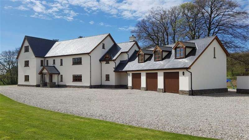 11 Bedrooms Property for sale in Capel Hendre, Ammanford