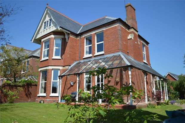 6 Bedrooms Detached House for sale in 164 Exeter Road, EXMOUTH, Devon