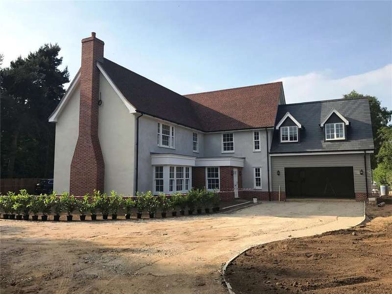 5 Bedrooms Detached House for sale in Bucklesham Road, Ipswich, Suffolk, IP3